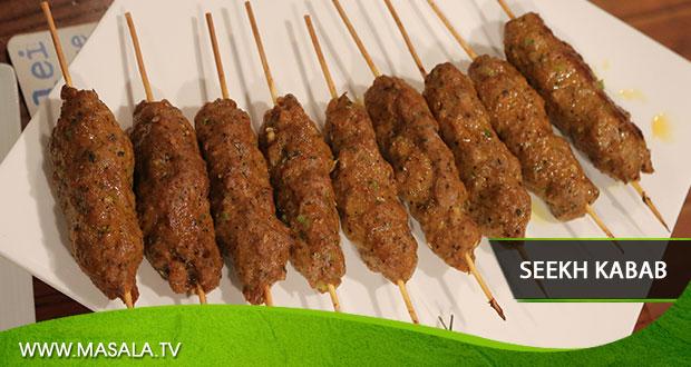 Seekh Kabab By Gulzar