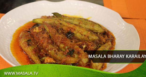 Masala Bharay Karailay By Zubaida Tariq
