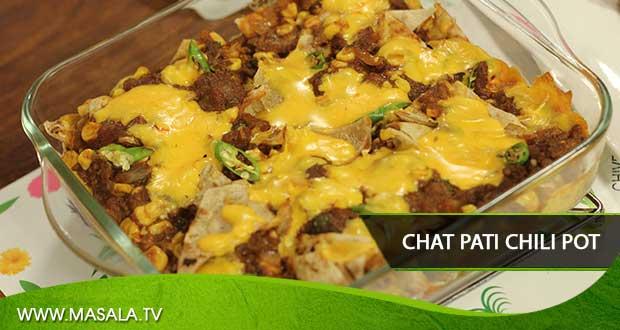 Chat Pati Chili Pot