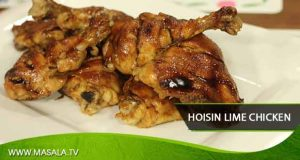 Hoisin Lime Chicken