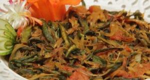 Bhindi Kalonji