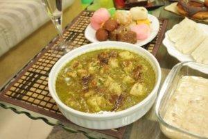 Haryali Chicken Karahi