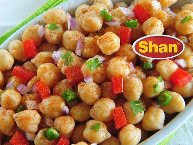 Shan Chana Chaat Recipe Masala Tv