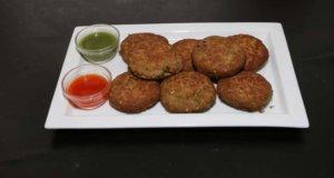 Badami Chatni Kabab