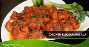 Chicken Bukhara masala