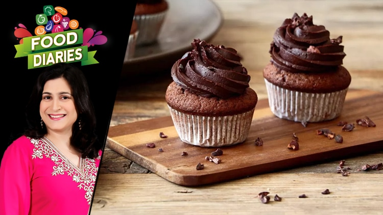 Chocolate Cupcakes Recipe Zarnak Sidhwa Masala Tv