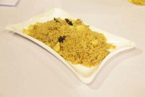 Aloo Pilau Rice