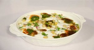 Dahi Bhalle Channa Chat