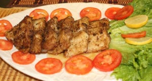 Boneless Grilled Fish