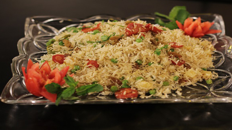 Sabzi Pulao Recipes Rida Aftab Masala Tv
