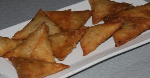 Macaroni Samosa