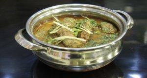 Seekh Kabab Handi Masala