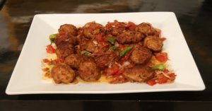 Karahi Kabab