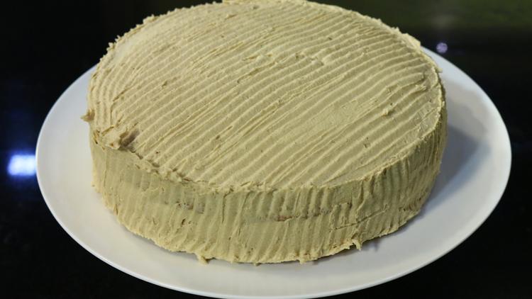 Cake Icing Recipe By Zarnak: Coffee Cake Recipe