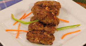 Shimla Mirch Kabab