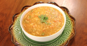 Tomato And Chicken Soup