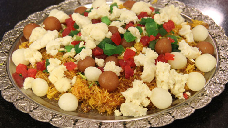 Special Zarda by Shireen Anwar