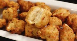 Chicken Bread Pakora