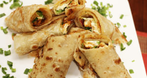 Tandori Chicken Paratha Roll