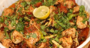 Boneless Chicken Karahi