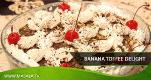 Banana Toffee Delight