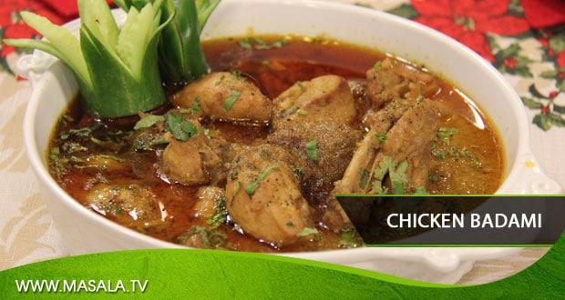 Chicken Badami