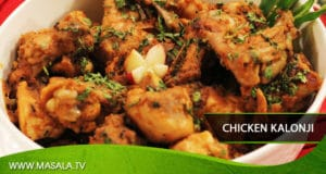 Chicken Kalonji