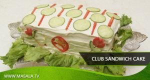 Club Sandwich Cake