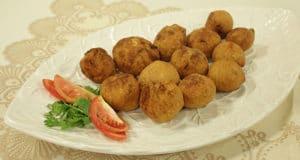 Italian Stuffed Balls