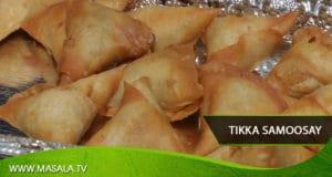 Tikka Samosay