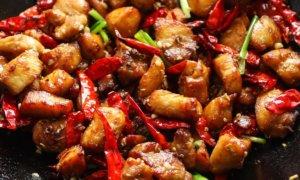 Chicken Szechwan