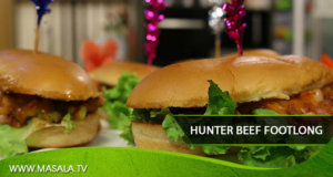 Hunter Beef Footlongs Recipe Shireen Anwar