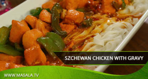 Szechwan Chicken with Gravy