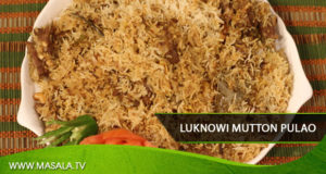Lucknowi Mutton Pulao