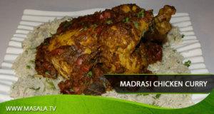 Madrasi Chicken Curry