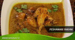Peshawari Yakhni