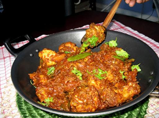 Chicken Karahi