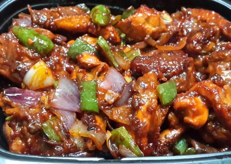 Chicken Chili Dry Recipe Shireen Anwar Masala Tv