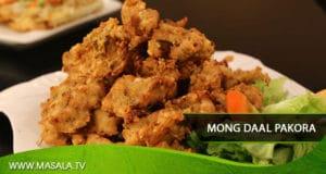 Mong Daal Pakora