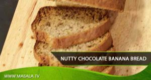 Nutty Chocolate Banana Bread