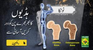Osteoporosis: Best Treatment To Increase Calcium In Bones