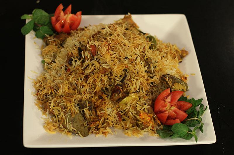 Beef Biryani By Rida Aftab
