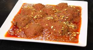 Jahangeeri Kofta By Chef Gulzar