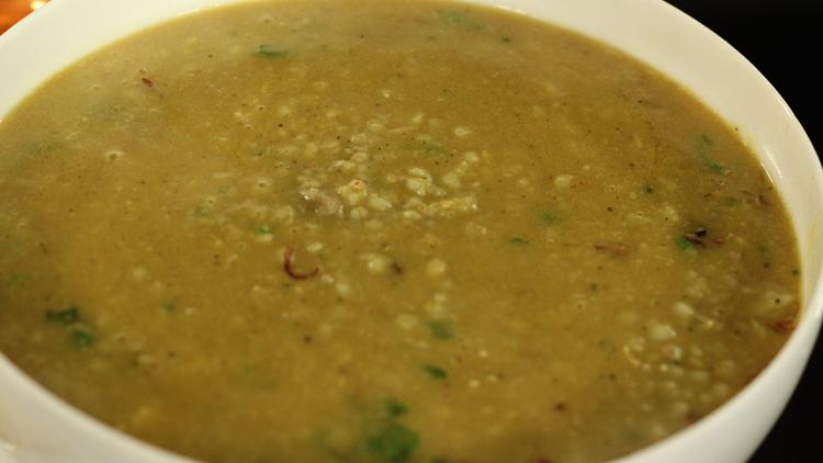 Beef Haleem By Chef Zubaida Tariq In Handi