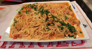 Mexican Chicken Pasta By Chef Zarnak Sidhwa
