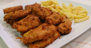 SOUTHERN FRIED FISH BY SHIREEN ANWAR IN EVENING WITH SHIREEN