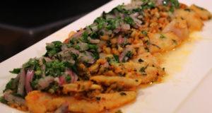 Peanut and Sweet Chili Fish By Basim Akhund