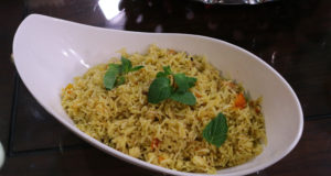Mont Pestoo Rice