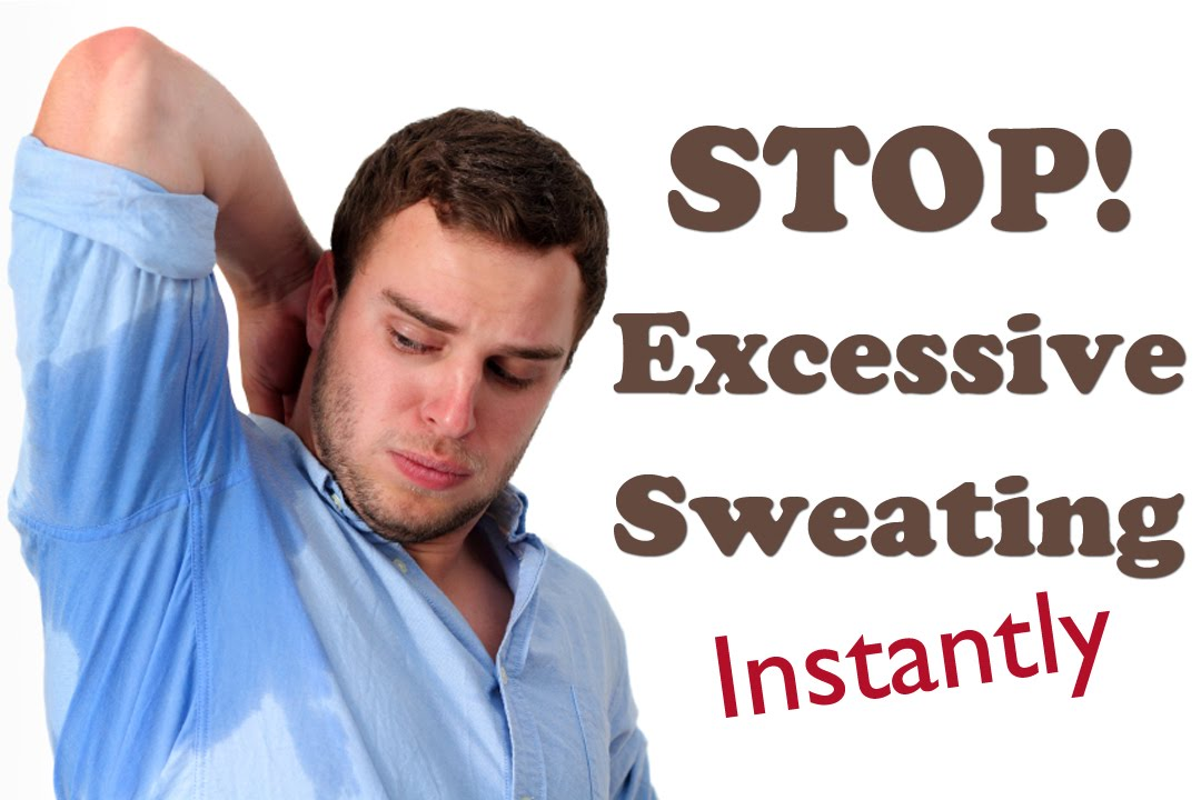 How to Stop Excessive Sweating By Shah Nazir - Masala TV