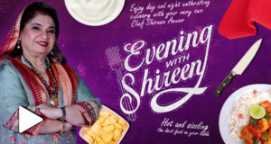 Moist Coconut Cake by Chef Shireen Anwar – Evening With Shireen